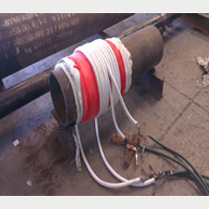Pipe Heating