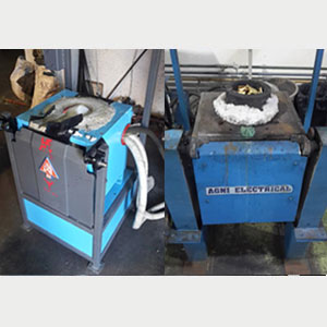 Small Capacity / Laboratory Induction Furnace