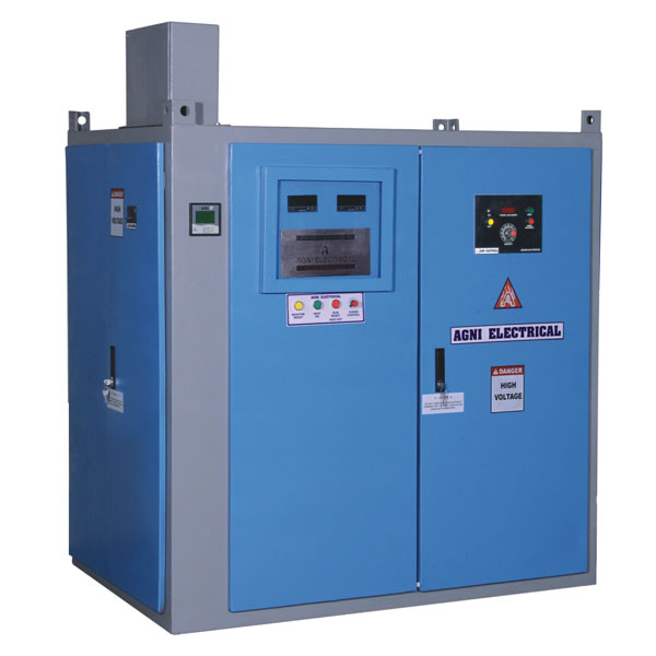 Solid State Induction Melting Unit